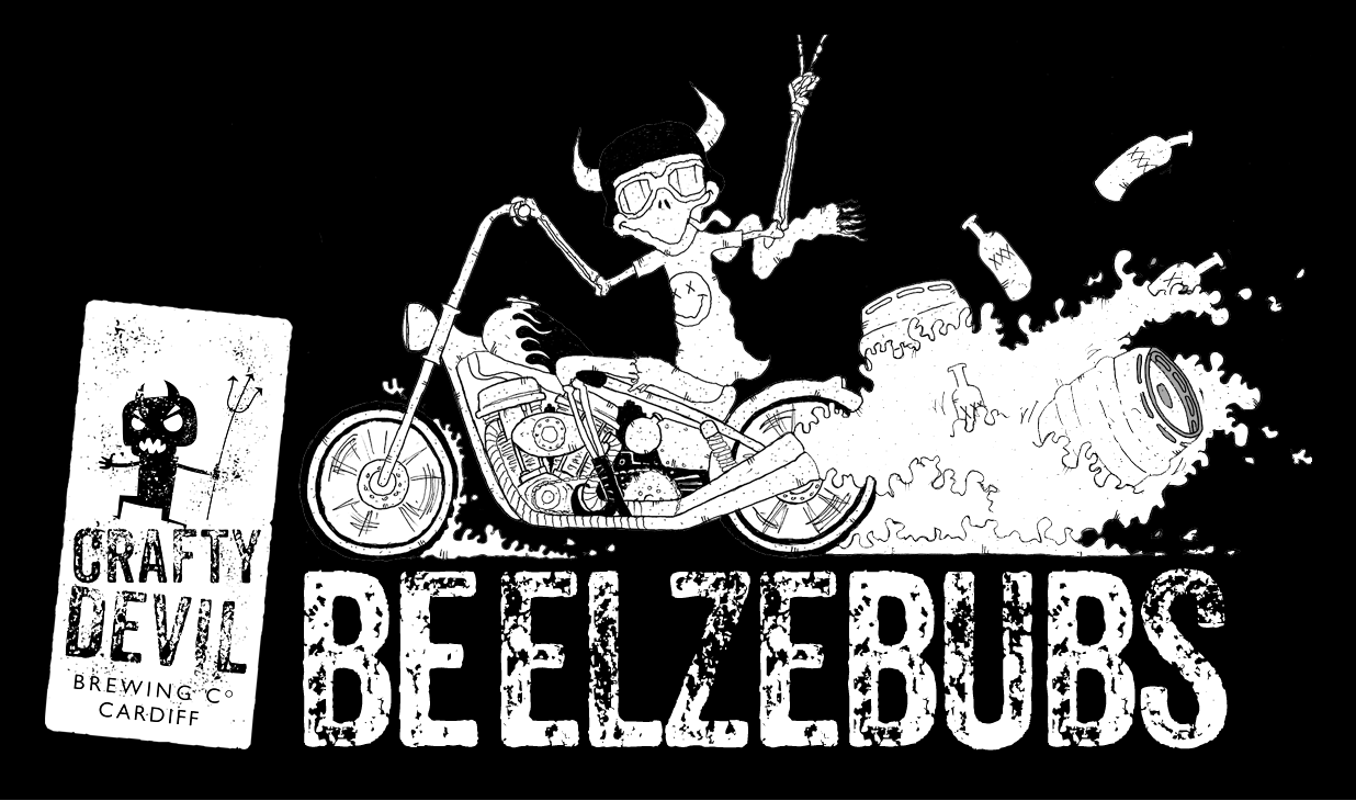 Hammerspace Video Client - Beelzebub's Bar logo