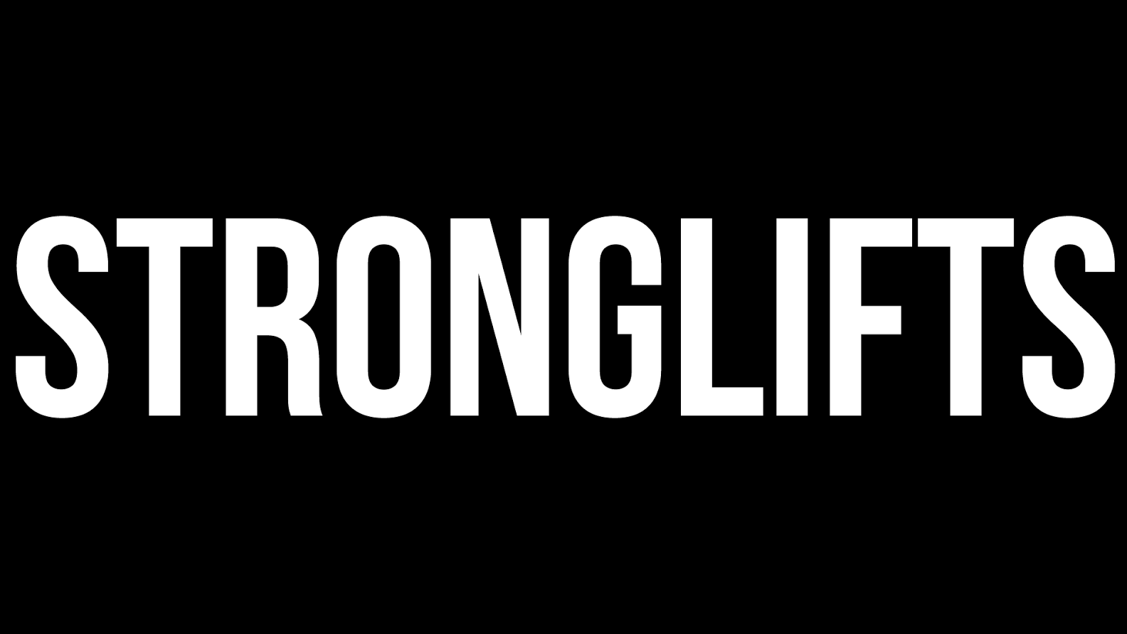 Hammerspace Video Client - Stronglifts logo